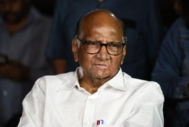 NCP chief Sharad Pawar in a file photo
