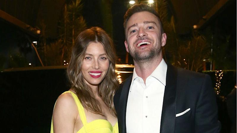 Justin Timberlake Can't Stop Flirting With Jessica Biel on Instagram
