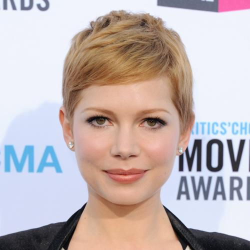 <b>6. Pixie cut </b><br /><br />Pixie cut is considered to be a very bold and daring hairstyle since it is very difficult to carry off. The pixie cut symbolises a confident woman who is all set to dazzle the world with her self-assurance. <br /><br /><b>Best Suits: </b>If you have a small face then this look is perfect for you. Oval face too goes well with the pixie cut.