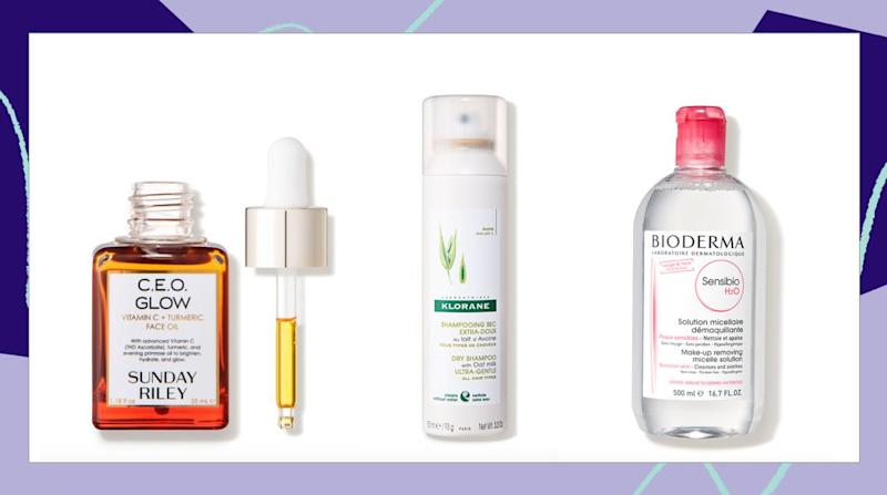 No, that isn't a lash in your eye: Dermstore's really offering up to 20% off select beauty from brands like Sunday Riley and Caudalie. (HuffPost )