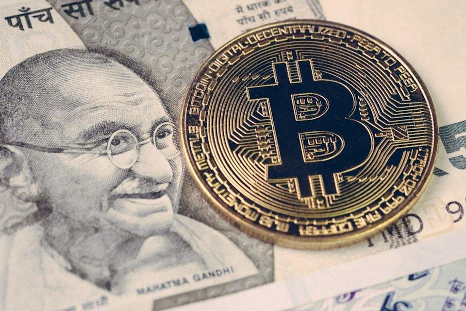 India's central bank gives the cold shoulder to the crypto sector, again. | Source: Shutterstock
