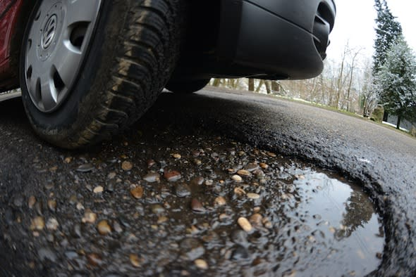 Exclusive: Pothole plague leads to 'death trap' wheel warning