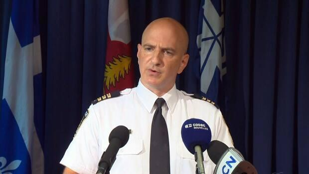 Insp. David Shane, a spokesman for the police service, says the men arrested were known to police. (Radio-Canada - image credit)