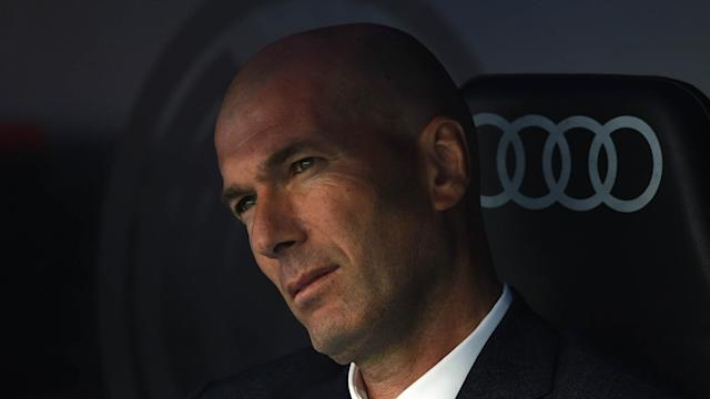 Real Madrid's board were left angered by a decision made by under-fire coach Zinedine Zidane.