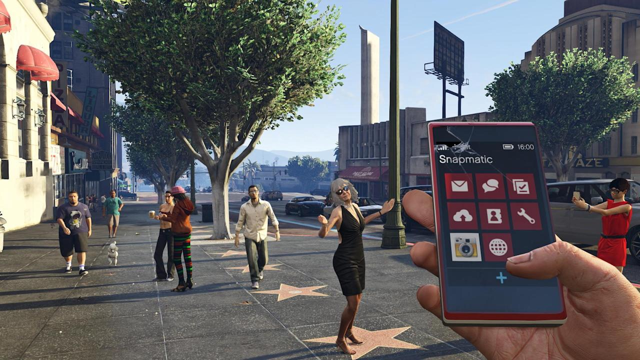 GTA 5 Is 1080p/30fps On PS4 And Xbox One