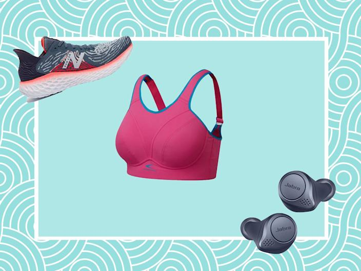 From fitness trackers to resistance bands, these are the must-have gym essentials (iStock/The Independent)