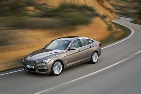 BMW reveals new 3 Series GT