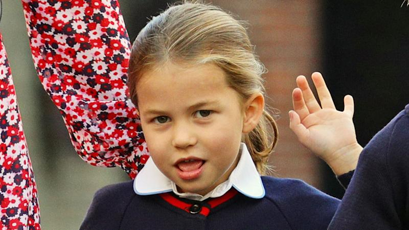 Princess Charlotte takes after a royal family member. Photo: Getty Images