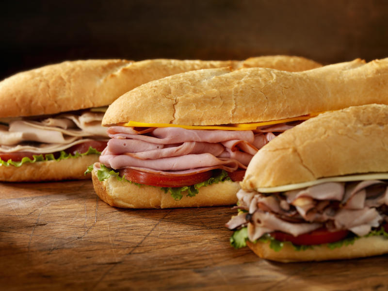 1. Firehouse Subs