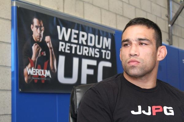 Source: Fabricio Werdum Still Undecided on Whether or Not to Wait for Cain Velasquez