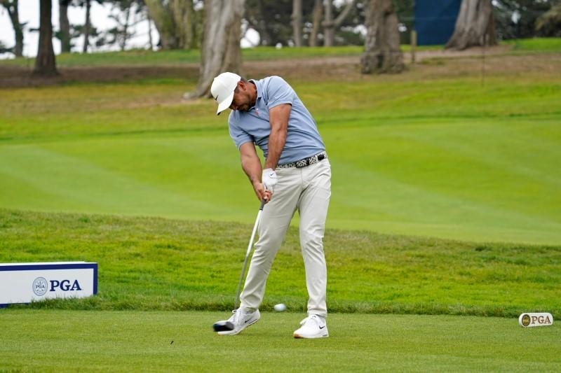 Day, Todd share lead, Koepka one back at PGA Championship