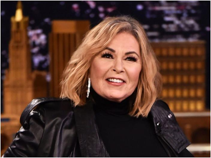 Roseanne Barr made the comments on Norm Macdonald's YouTube talk show.