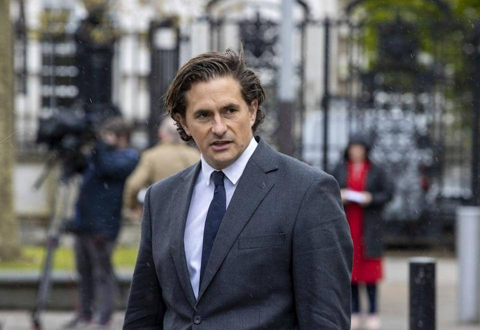 Former Minister for Veterans Johnny Mercer. (Liam McBurney/PA) (PA Wire)