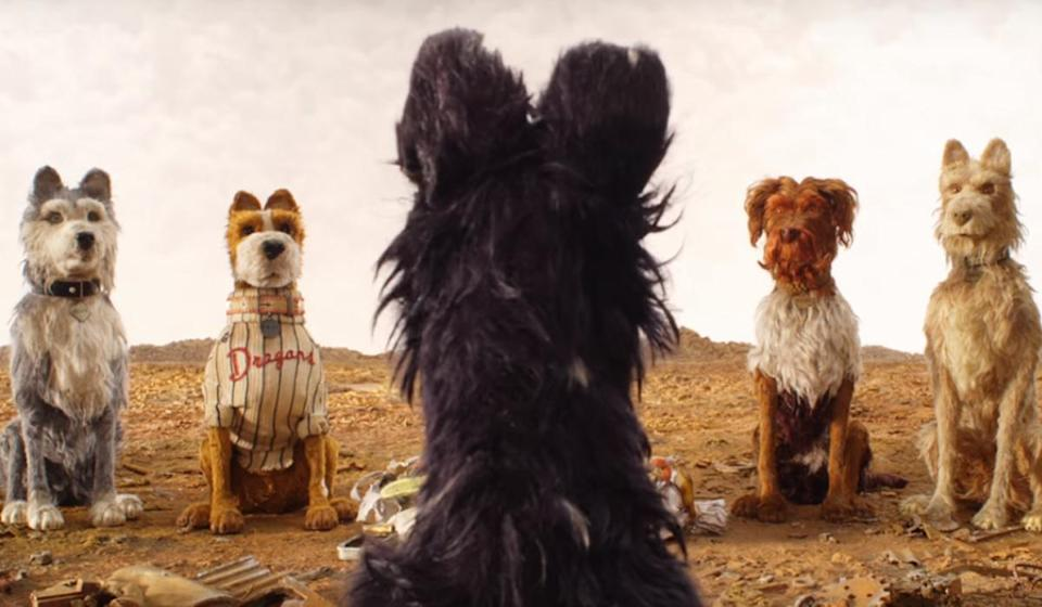 Wes Anderson's <em>Isle of Dogs</em> (20th Century Fox)