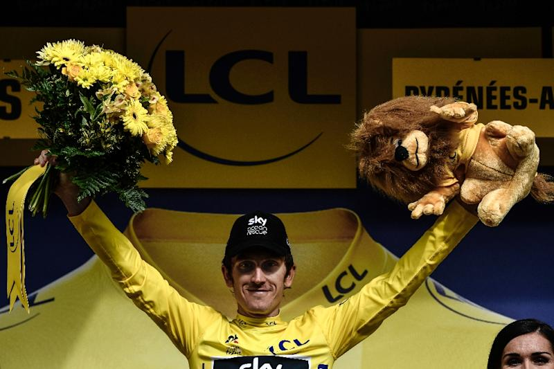 Quintana wins stage 17 as Thomas extends Tour de France lead