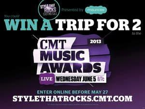maurices Launches Casting Call to Win Trip to the 2013 CMT Music Awards