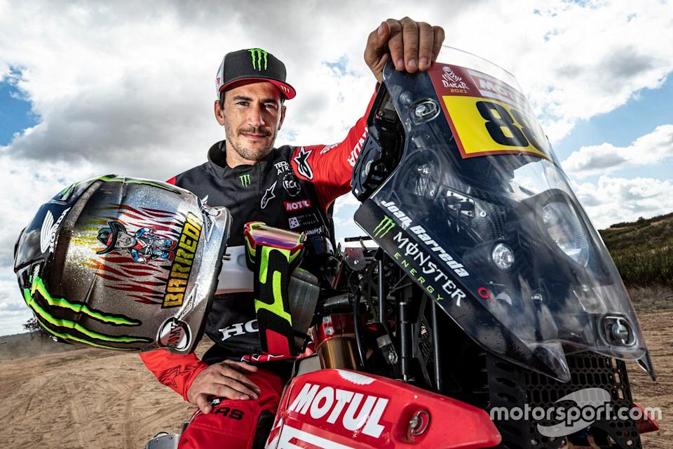 "#88 Monster Energy Honda Team: Bort Joan Barreda<span class=""copyright"">Monster Energy Honda Team</span>"
