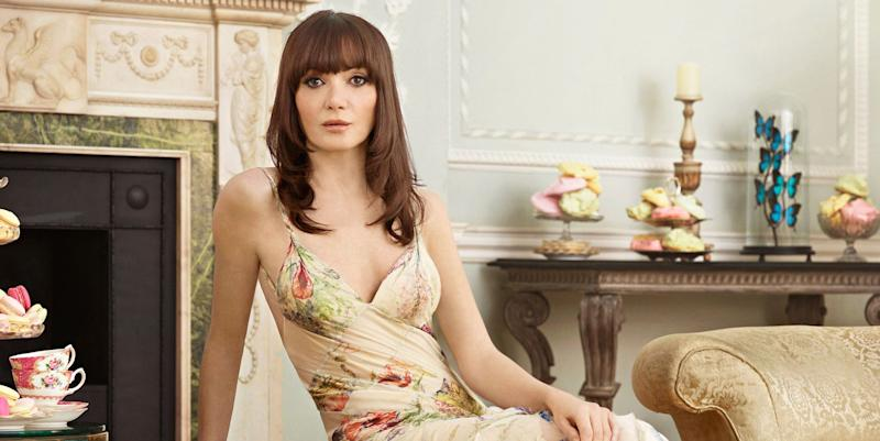Annabelle Neilson Was Best Friends With The Late Alexander Mcqueen