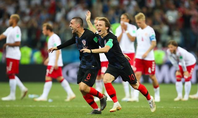 'Now we can forget Turkey': Modric and Croatia lay ghost of 2008 to rest