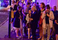 """<p>Police have confirmed that incidents at London Bridge and Borough Market are """"terrorist incidents"""", following reports of a vehicle ploughing into pedestrians on a bridge and stabbings. (Press Association) </p>"""