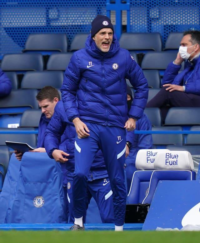It was a day to forget for Chelsea manager Thomas Tuchel