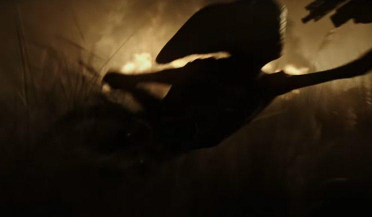 Another Engineer-style alien? - Credit: 20th Century Fox