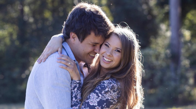 Bindi Irwin announces engagement