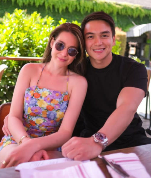 Bea Alonzo is now dating actor Dominic Roque