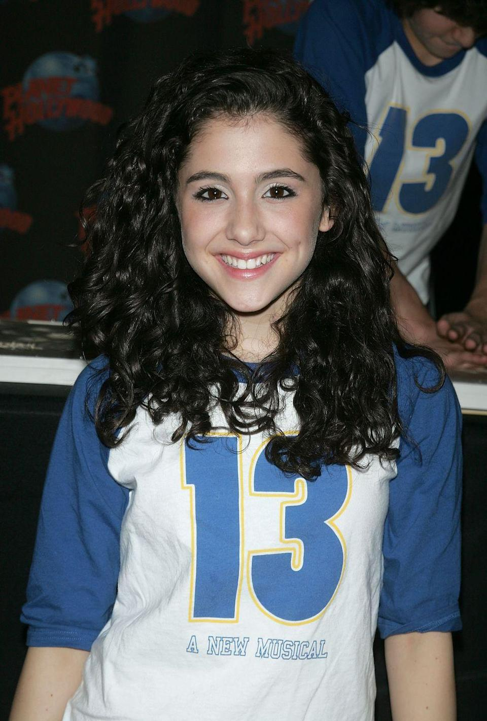 """<p>The pop princess is all over the radio today, but she actually hit the stage when she was 15 in the Broadway musical <em>13. </em>After that, she starred on <em>Victorious </em>and <em>Sam & Cat</em>, two Nickelodeon shows. After signing with Republic Records, Grande started releasing chart-toppers like """"Dangerous Woman"""" and """"Thank U, Next"""". </p>"""
