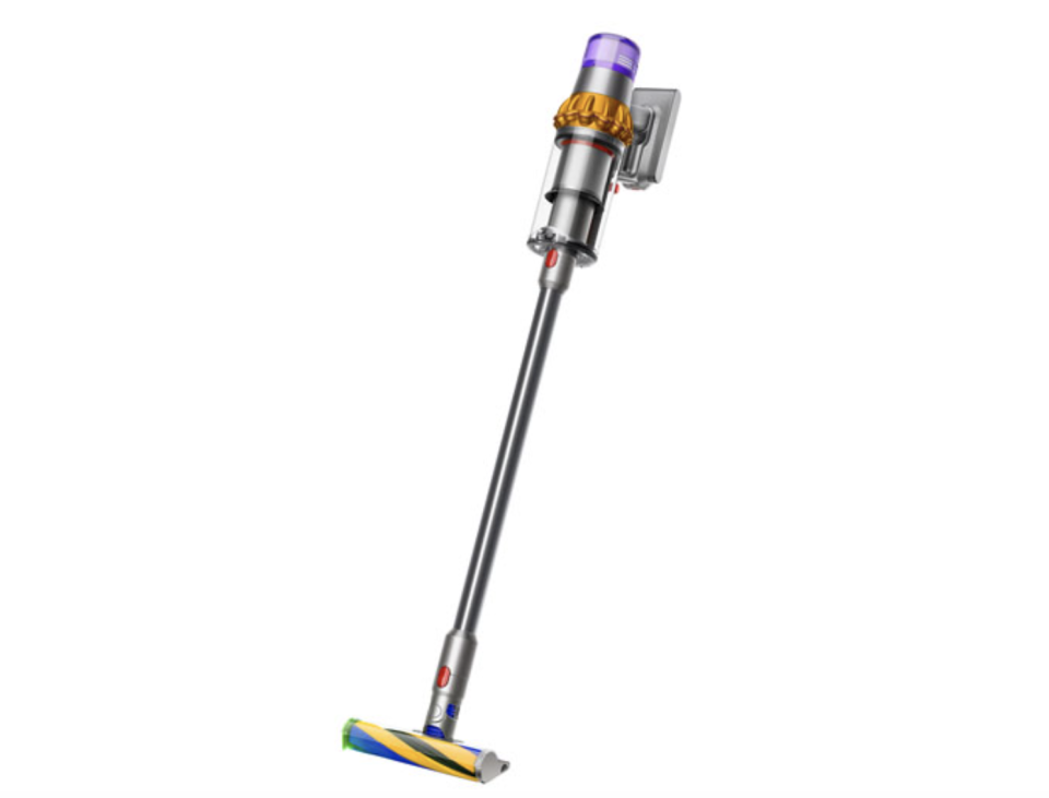 Dyson V15 Detect Complete Cordless Stick Vacuum - Nickel - Only at Best Buy