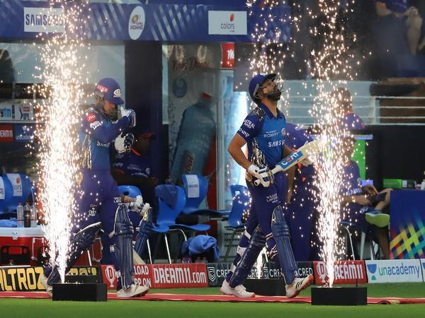 The players had to stay in bio-secure bubbles during the 13th edition of the IPL. (Photo/ IPL Twitter)