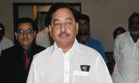 Maharashtra Election 2019: Narayan Rane joins BJP with his outfit