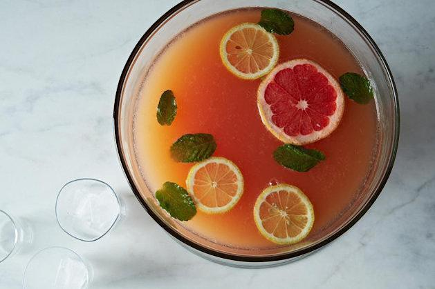 How to Make Punch Without a Recipe from Food52
