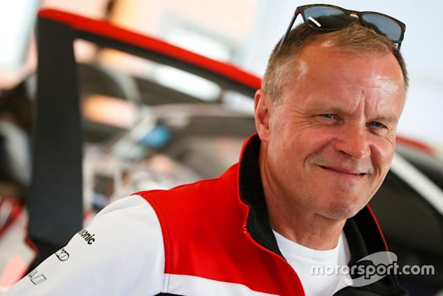 "Tommi Makinen, Team Principal, Toyota Gazoo Racing WRT <span class=""copyright"">Toyota Racing</span>"