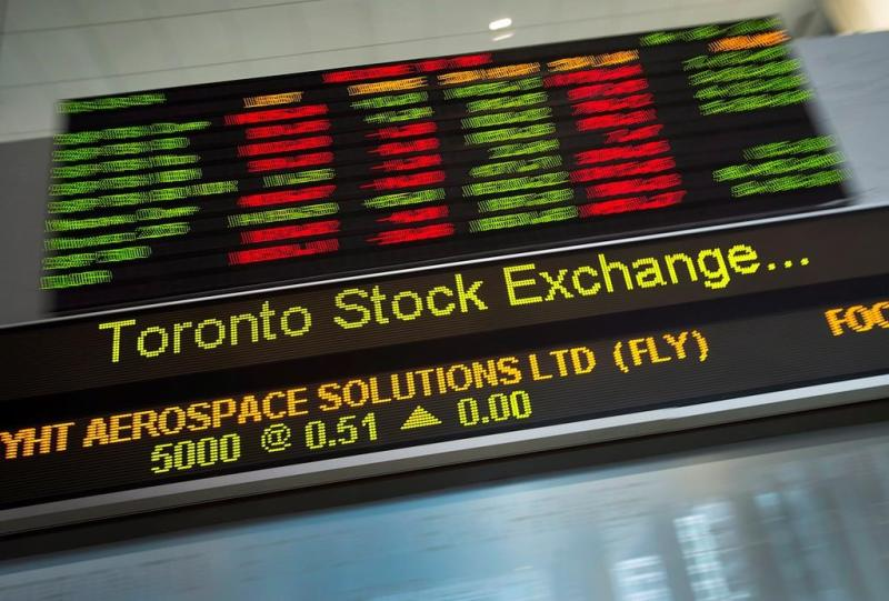 Markets Right Now: S&P 500 ekes out a record at the close