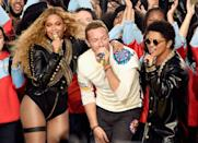 """<p>But then Beyoncé was like, """"Lol, I'm back"""" and Left Shark was immediately rendered irrelevant. </p>"""