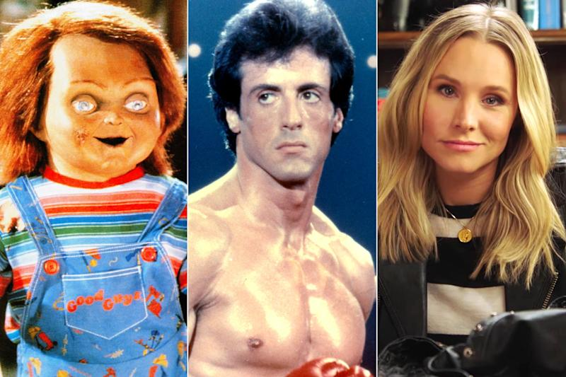 Rocky movies, original Child's Play among new titles coming to Hulu in July