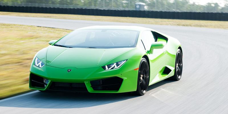 The Lamborghini Huracan Is A Shockingly Approachable Track Car