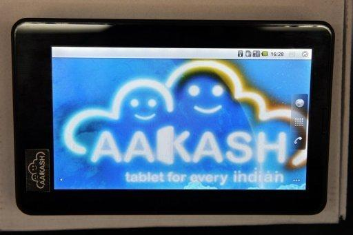 Aakash tablet not cheap Chinese import: DataWind