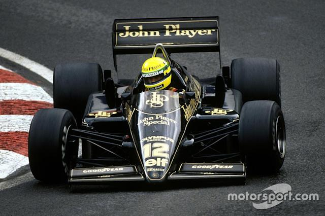 "2 - GP de Bélgica, 1985, Spa-Francorchamps <span class=""copyright"">Sutton Motorsport Images</span>"