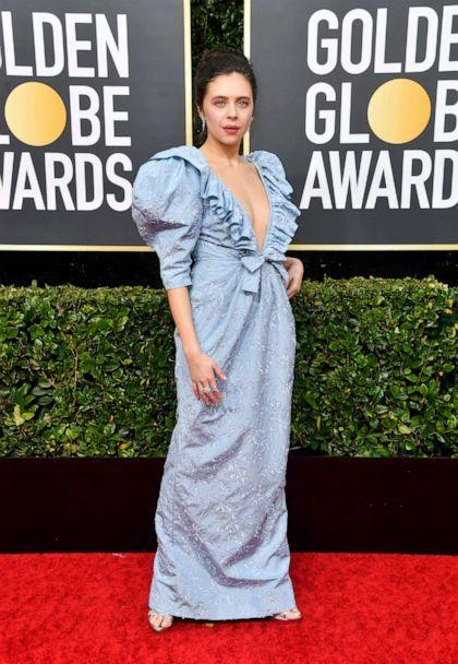 PHOTO: Bel Powley attends the 77th Annual Golden Globe Awards at The Beverly Hilton Hotel on Jan. 05, 2020, in Beverly Hills, Calif. (Frazer Harrison/Getty Images)