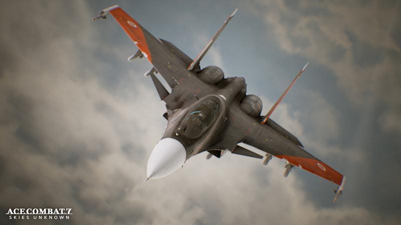 Ace Combat 7: Skies Unknown Takes Flight Onto Xbox One and PC