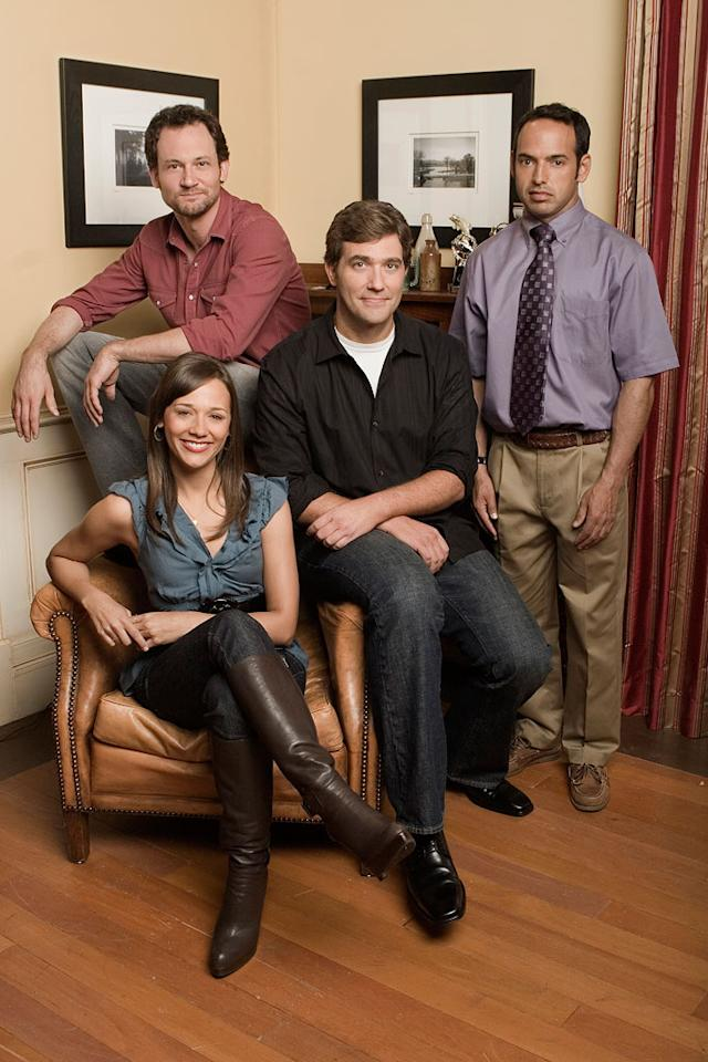 """<a href=""""/unhitched/show/41017"""">Unhitched</a>, premiering March 2, 2008 on FOX."""