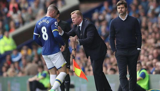 <p>Tottenham have been heavily linked with Barkley in the past but they've had doubts over certain aspects of his game.</p> <br><p>However, it's now believed Spurs boss Mauricio Pochettino has seen improvements in his game this season under Everton boss Ronald Koeman. </p> <br><p>Pochettino is known for developing youngsters at Tottenham, with the likes of Eric Dier and Dele Alli thriving at White Hart Lane since the Argentinian's arrival. </p> <br><p>The only question mark over a move to London would be Barkley's role in the Spurs side, as he plays in a similar position to first-team regulars Christian Eriksen and Alli. </p>