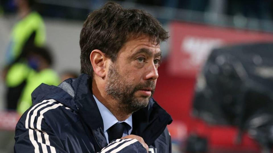 Andrea Agnelli, presidente della Juventus   Jonathan Moscrop/Getty Images