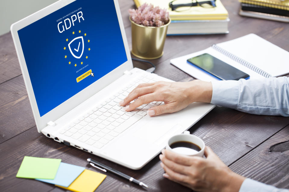 In total there have been more than 281,000 data breach notifications since the application of GDPR with the UK (30,536) coming in at number three. Photo: Getty Images