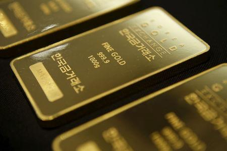 Gold breaks 2-day losing streak