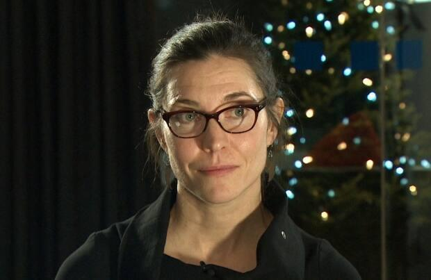 Angela Carter, professor of political science at the University of Waterloo, says People's Recovery is an alternative to Andrew Furey's economic recovery team.  (Bruce Tilley/CBC - image credit)