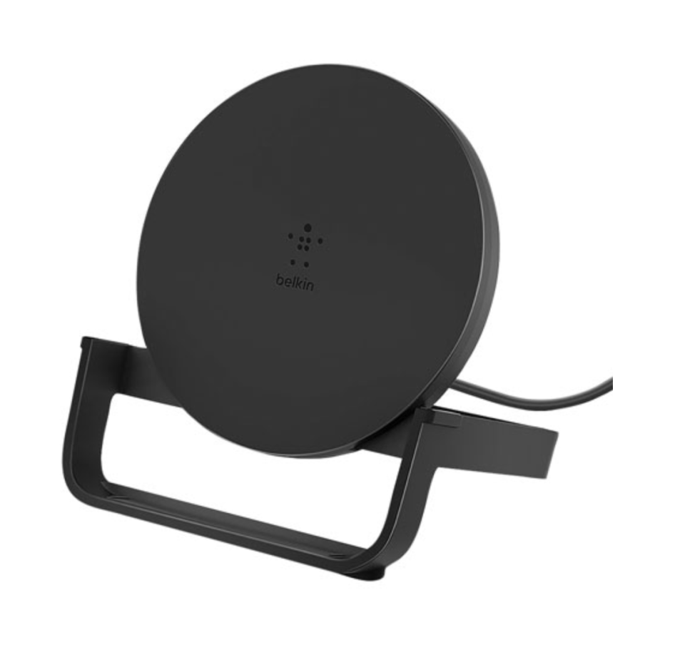 Belkin BOOST CHARGE 10W Qi Wireless Charging Stand is on sale at Best Buy Canada.