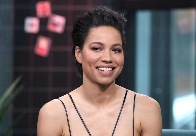 Jurnee Smollett is defending her brother, Jussie. (Photo: Jim Spellman/Getty Images)